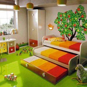 Konstantaras.net- Παιδική Κρεβατοκάμαρα - Διακόσμηση
