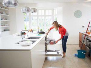 Καθαρισμος κουζινας