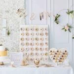 Πώς θα φτιάξετε το ομορφότερο candy bar γάμου