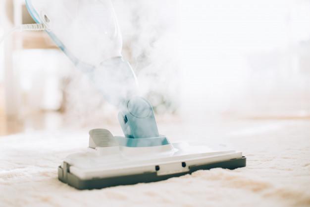 Καθαρισμός χαλιού με ατμό