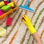 Καθαρισμός χαλιών με ατμοκαθαριστή ή απορρυπαντικό; Ποια είναι η καλύτερη λύση